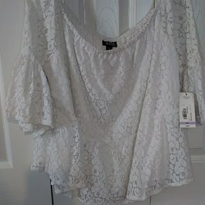 Ana lace top